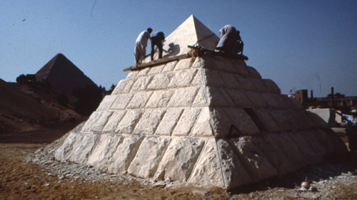 This old Pyramid